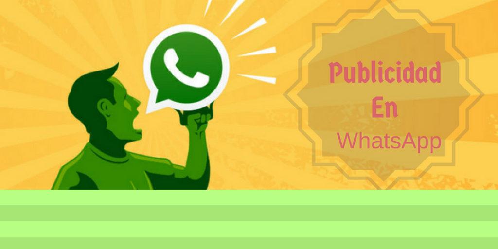 Ejemplos de Publicidad en Whatsapp